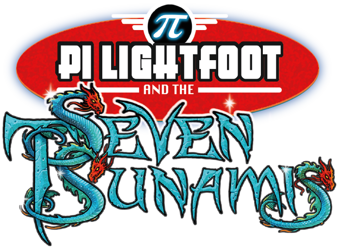 image of pi lightoot seven tsunamis logo